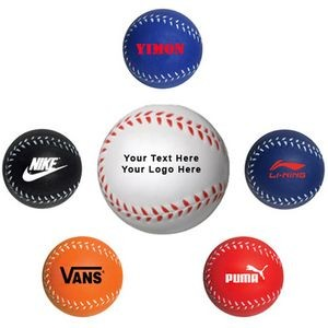 Baseball Style Stress Reliever / Fun Toy